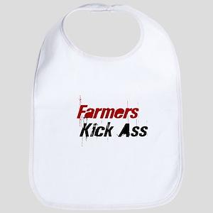 Farmers  Kick Ass Bib