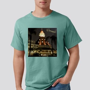 Hotel del in the moonlig Mens Comfort Colors Shirt