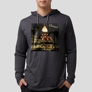 Hotel del in the moonlight Mens Hooded Shirt