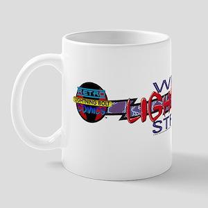 Retro WLS Titlehead B Mug