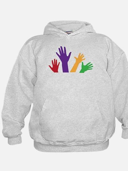 Hands Hoodie