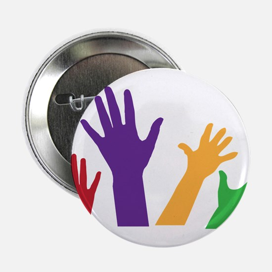 "Hands 2.25"" Button"