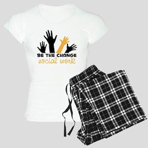 BeThe Change Women's Light Pajamas