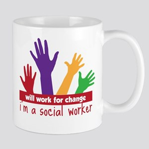 Work For Change Mug