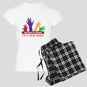 Work For Change Women's Light Pajamas
