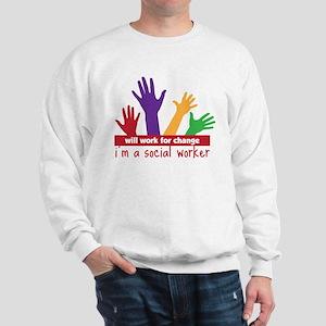 Work For Change Sweatshirt