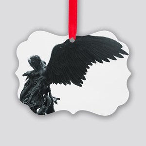 St. Michael Picture Ornament