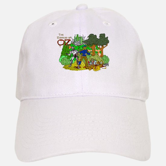 Zombies of OZ Baseball Baseball Cap