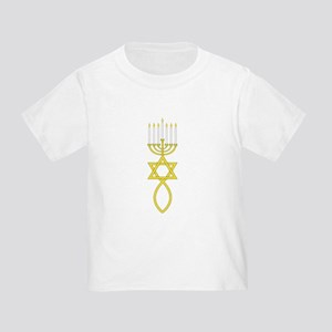 Messianic Seal Toddler T-Shirt