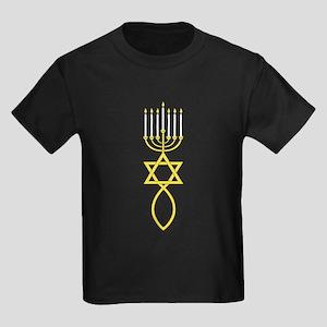 Messianic Seal Kids Dark T-Shirt