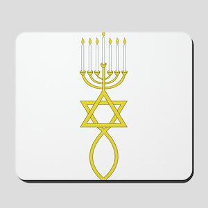 Messianic Seal Mousepad
