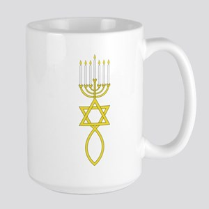 Messianic Seal Large Mug