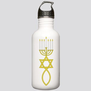 Messianic Seal Stainless Water Bottle 1.0L