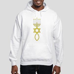 Messianic Seal Hooded Sweatshirt