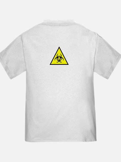 Warning Biohazard T