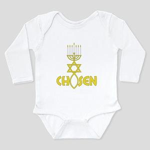 Chosen Long Sleeve Infant Bodysuit
