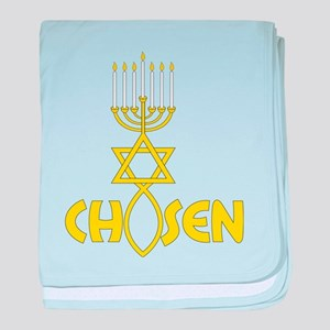 Chosen baby blanket