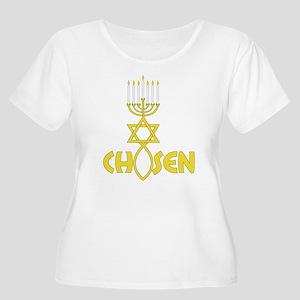 Chosen Women's Plus Size Scoop Neck T-Shirt