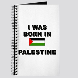 I Was Born In Palestine Journal