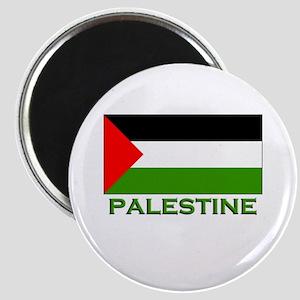 Palestine Flag Stuff Magnet