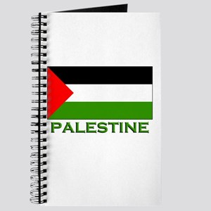 Palestine Flag Stuff Journal