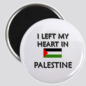I Left My Heart In Palestine Magnet