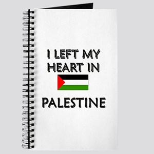 I Left My Heart In Palestine Journal
