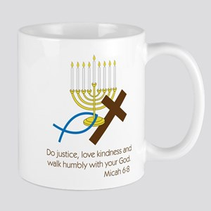 Micah 6:8 Mug