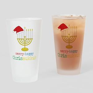 Chrismukkuh Drinking Glass