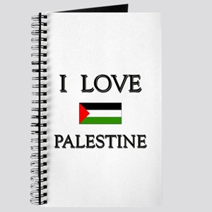 I Love Palestine Journal