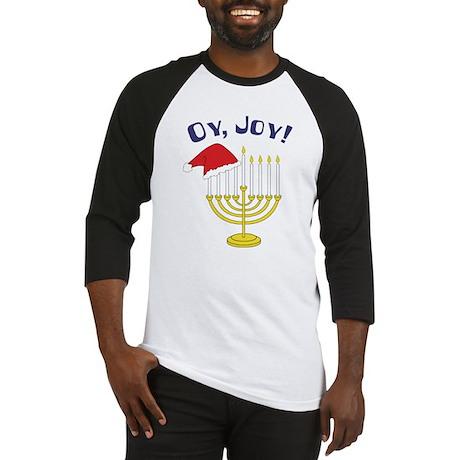 Oy, Joy! Baseball Jersey
