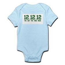 All Green Infant Bodysuit