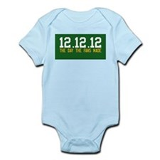 12.12.12 Alternate style Infant Bodysuit