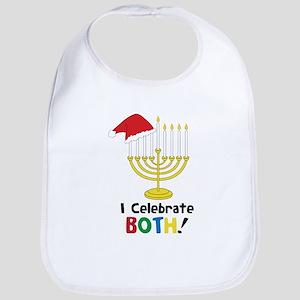 I Celebrate Both Bib
