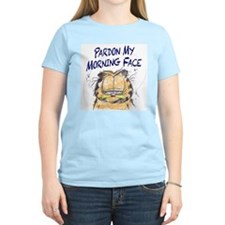 PARDON MY MORNING FACE Women's Light T-Shirt
