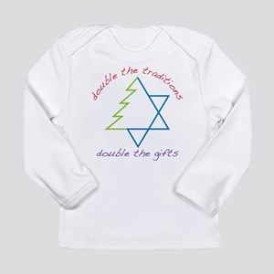 Double The Tradititons Long Sleeve Infant T-Shirt