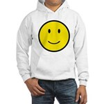 Happy Face Smiley Hooded Sweatshirt