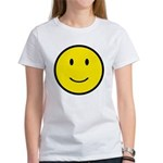 Happy Face Smiley Women's T-Shirt