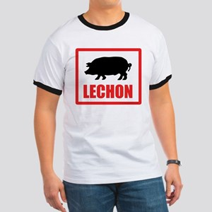 lechonCMYKred T-Shirt
