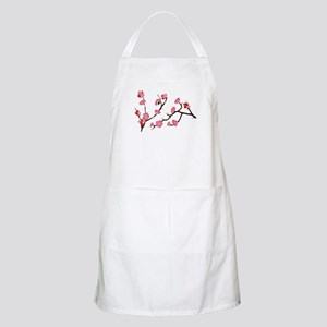 flowering quince Apron