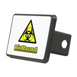Biohazard 2 Rectangular Hitch Cover