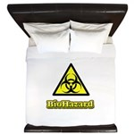 Biohazard 2 King Duvet