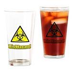 Biohazard 2 Drinking Glass
