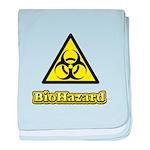 Biohazard 2 baby blanket
