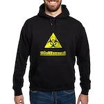 Biohazard 2 Hoodie (dark)