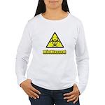Biohazard 2 Women's Long Sleeve T-Shirt