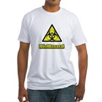 Biohazard 2 Fitted T-Shirt