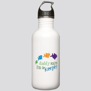 Im A Keeper Stainless Water Bottle 1.0L