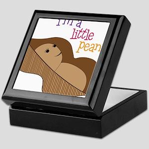 Little Peanut Keepsake Box