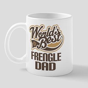 Frengle Dog Dad Mug